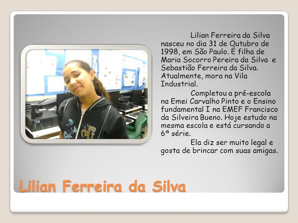 Lilian Ferreira da Silva
