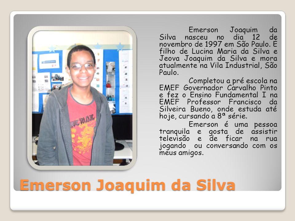 Emerson Joaquim da Silva