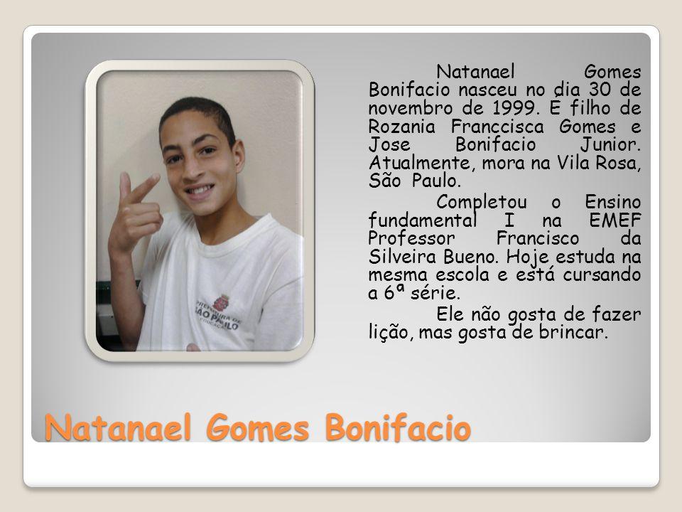 Natanael Gomes Bonifacio