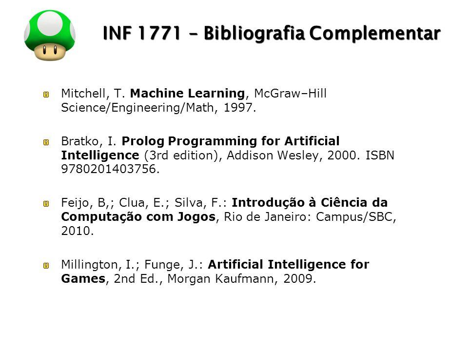 INF 1771 – Bibliografia Complementar