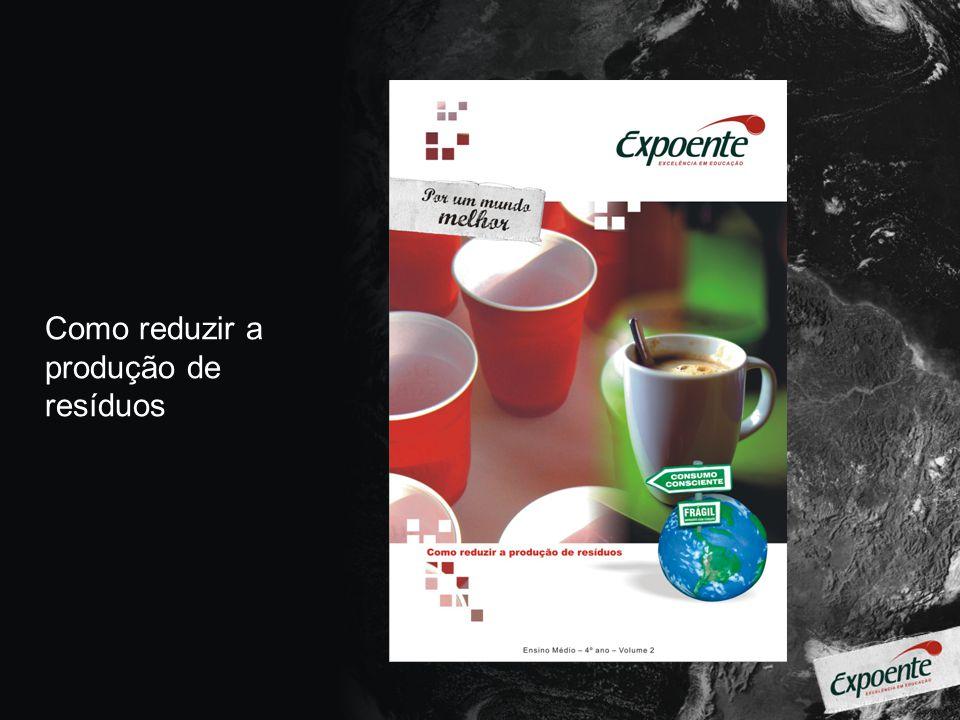 Como reduzir a produção de resíduos