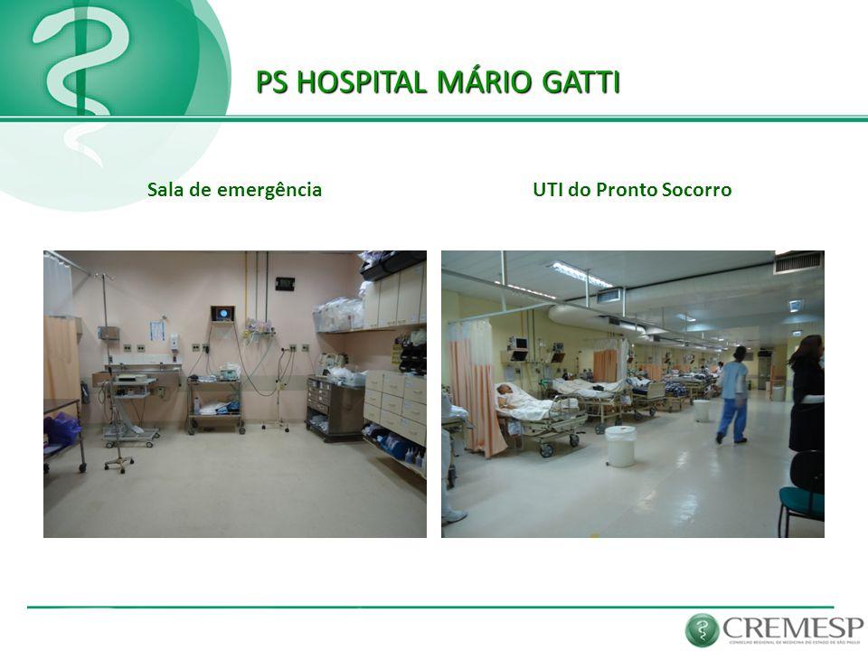PS HOSPITAL MÁRIO GATTI