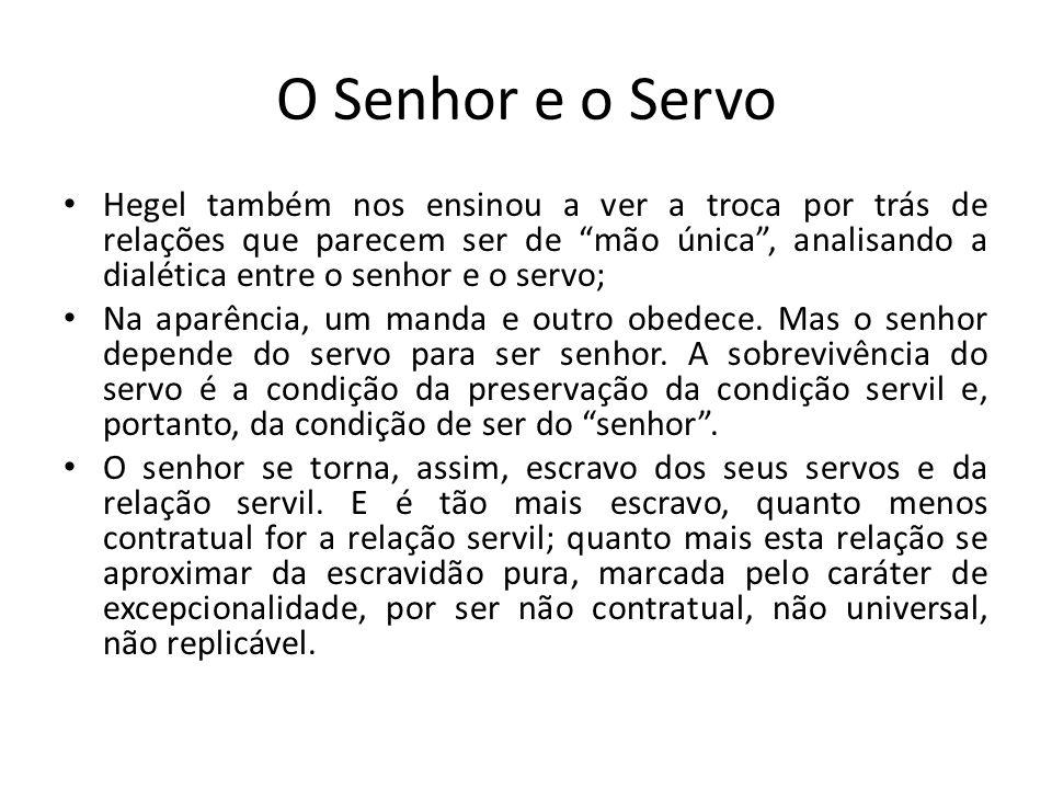 O Senhor e o Servo
