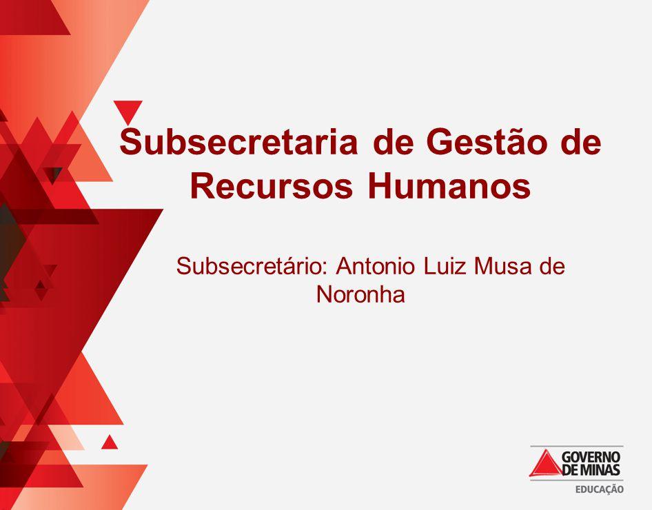 Subsecretaria de Gestão de Recursos Humanos