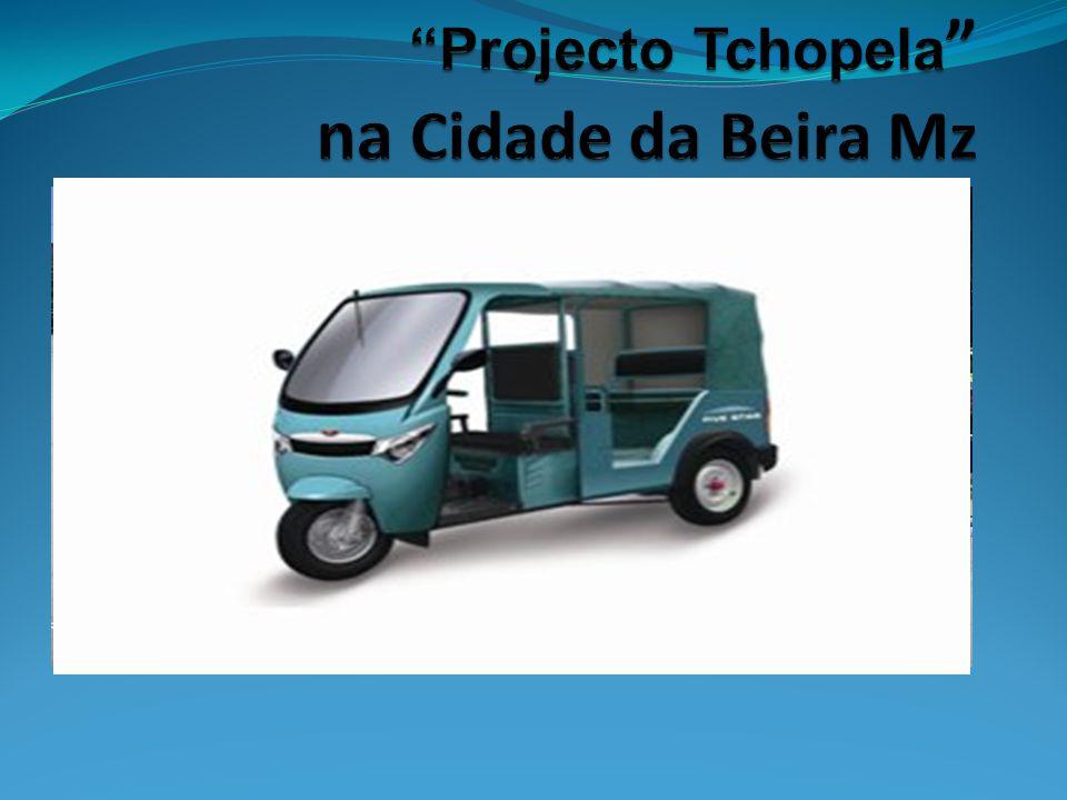 Projecto Tchopela na Cidade da Beira Mz