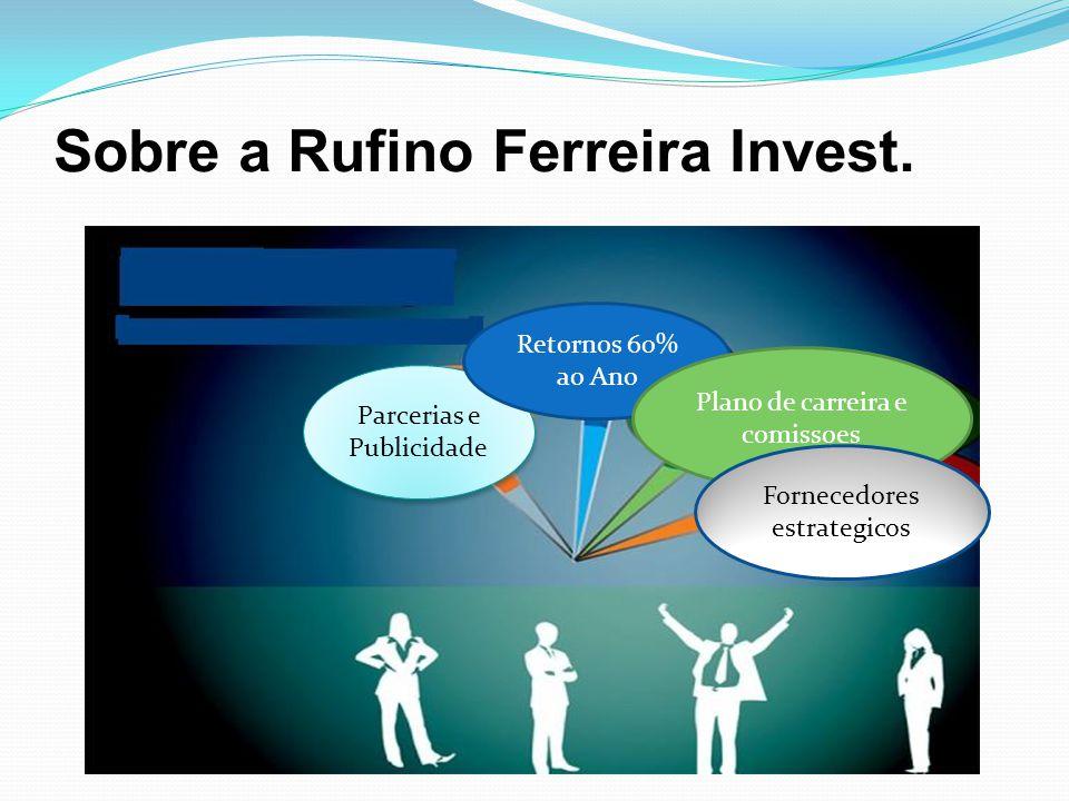 Sobre a Rufino Ferreira Invest.