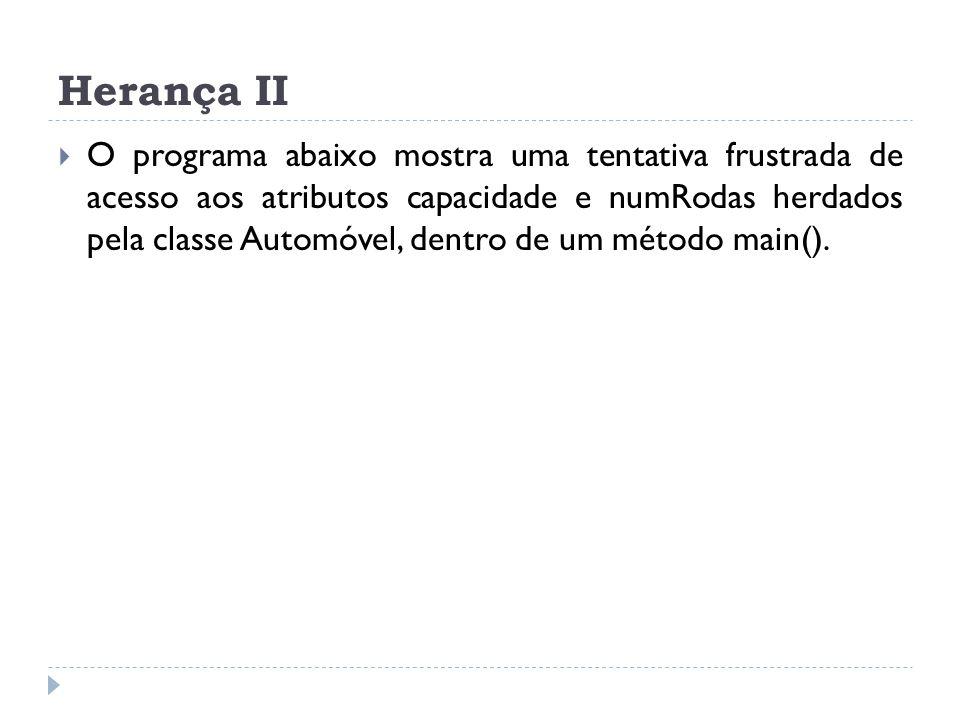 Herança II