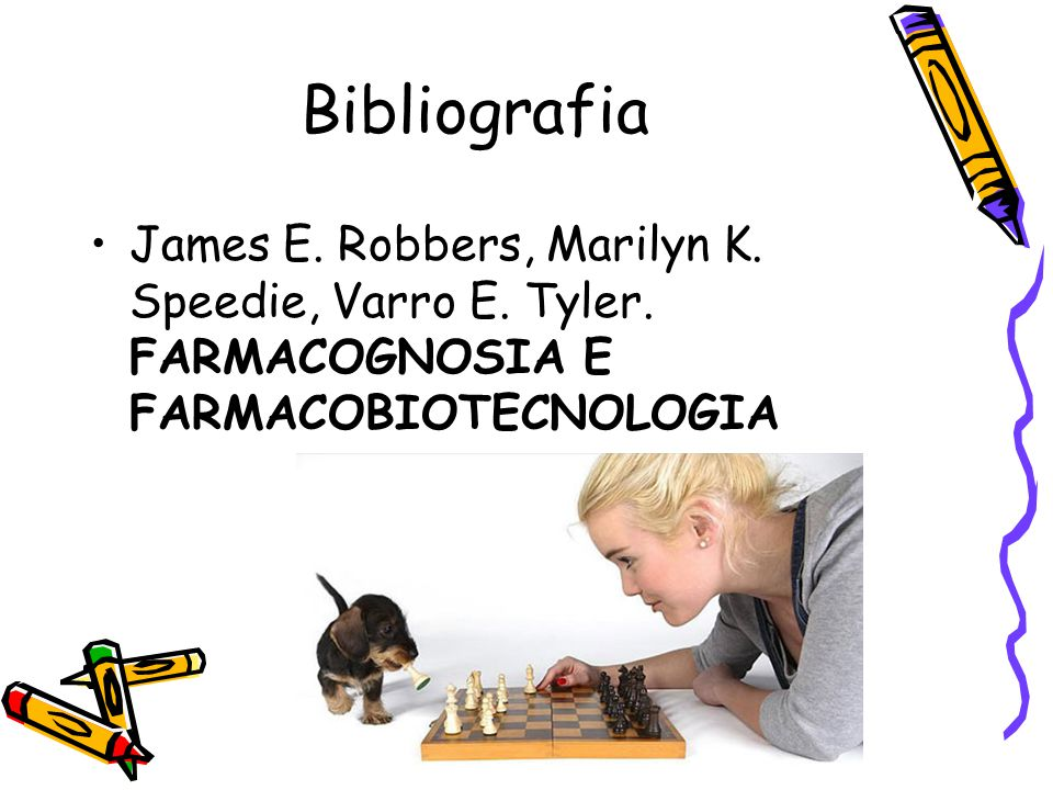 Bibliografia James E. Robbers, Marilyn K. Speedie, Varro E.
