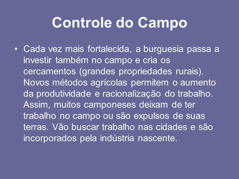 Controle do Campo