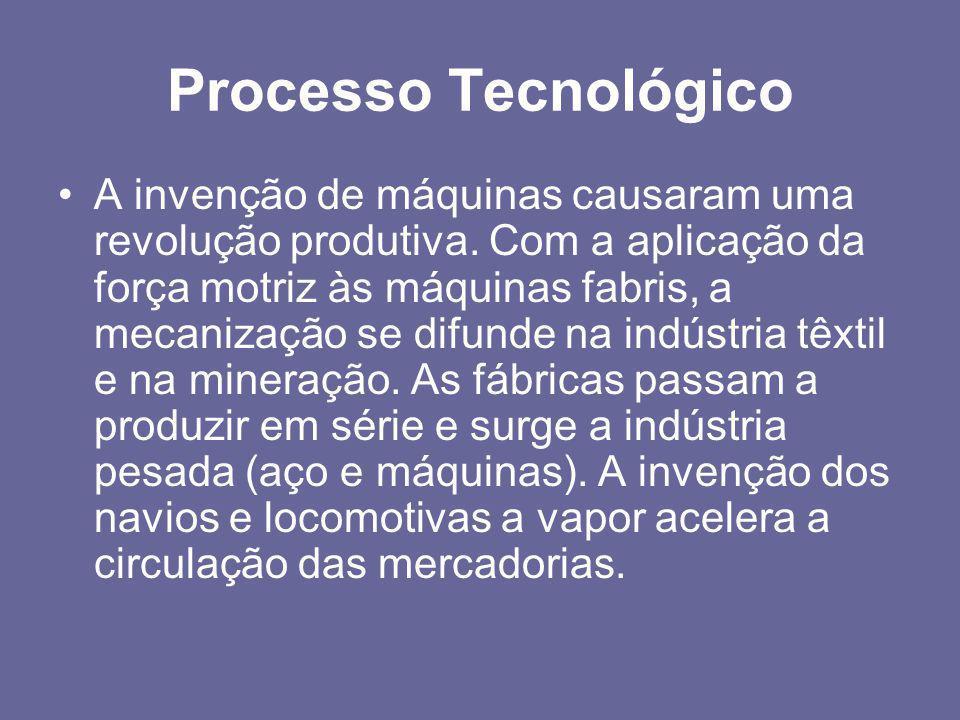 Processo Tecnológico