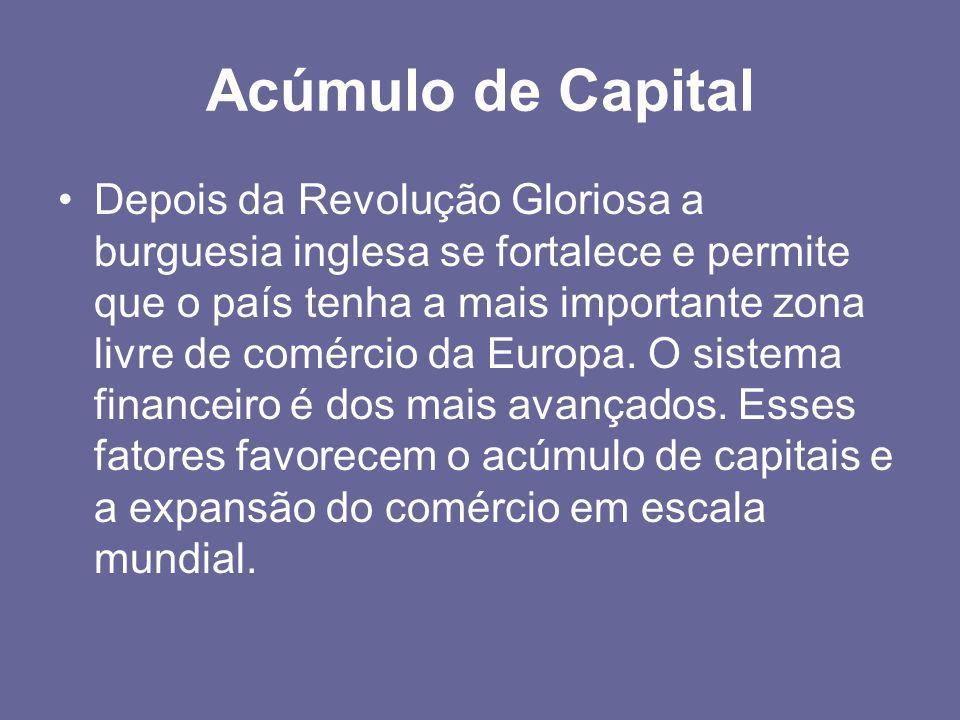 Acúmulo de Capital