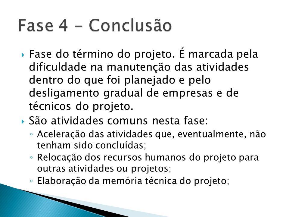 Fase 4 - Conclusão