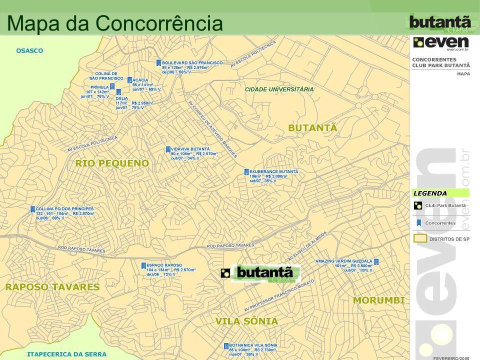 Mapa da Concorrência