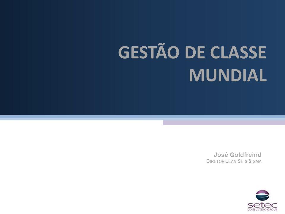 GESTÃO DE CLASSE MUNDIAL