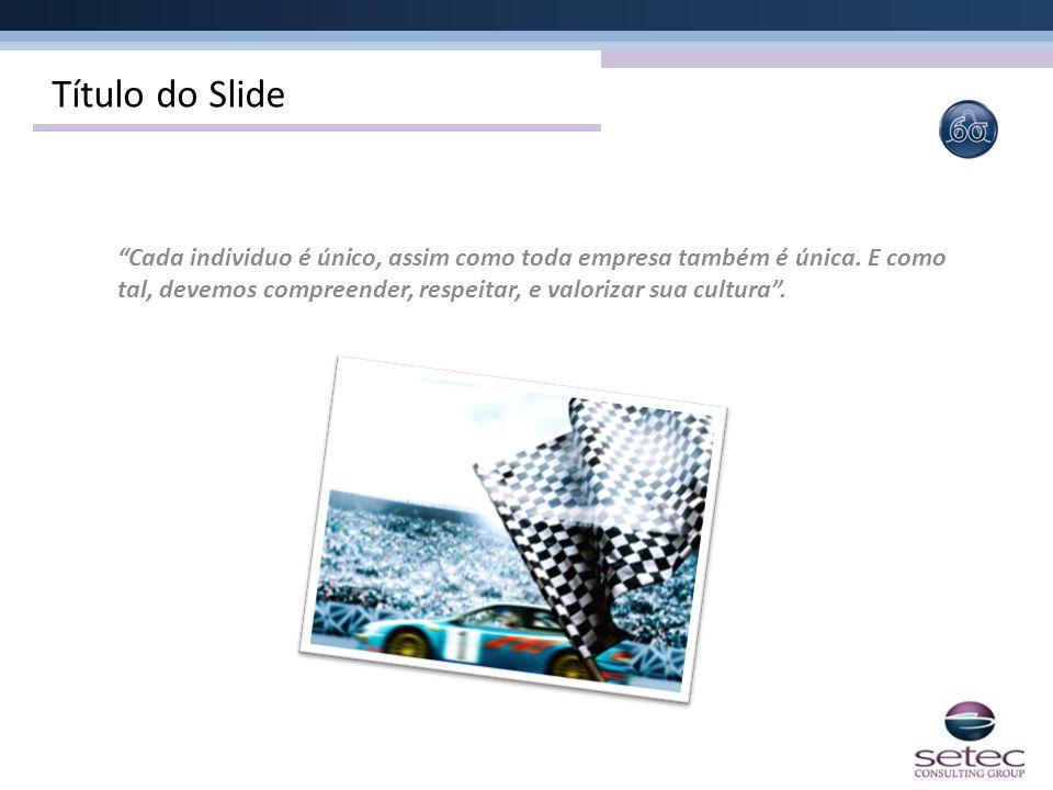 Título do Slide