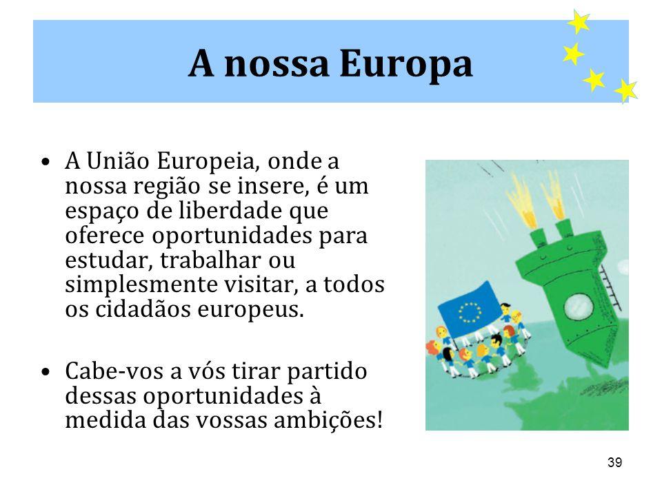 A nossa Europa