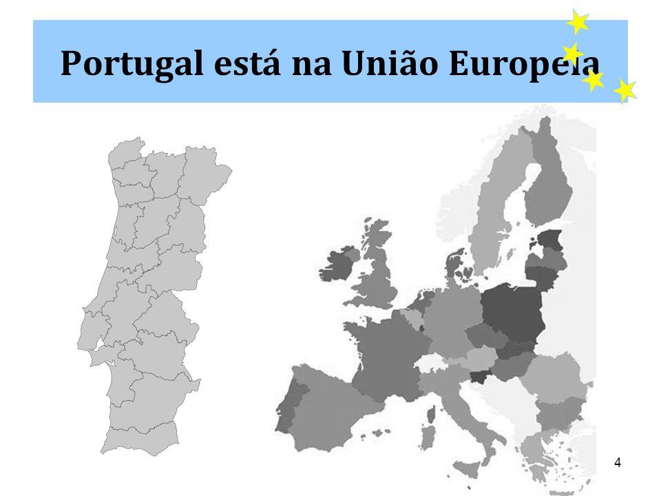 Portugal está na União Europeia