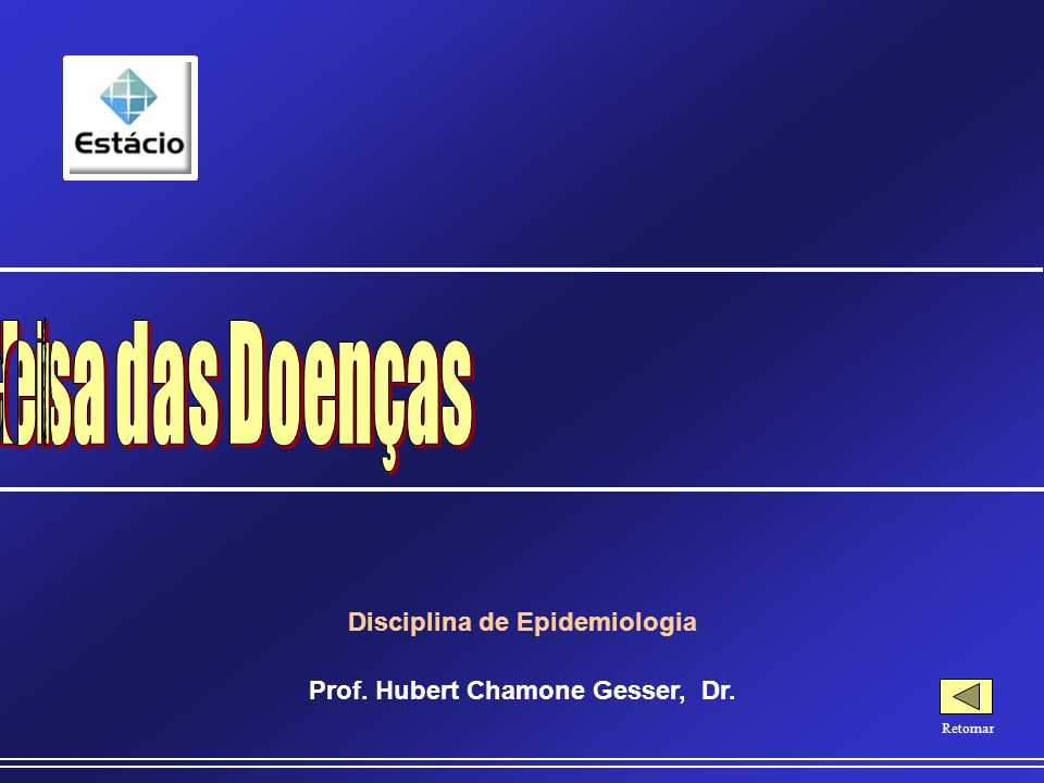 Historicidade do Conceito de Causa das Doenças