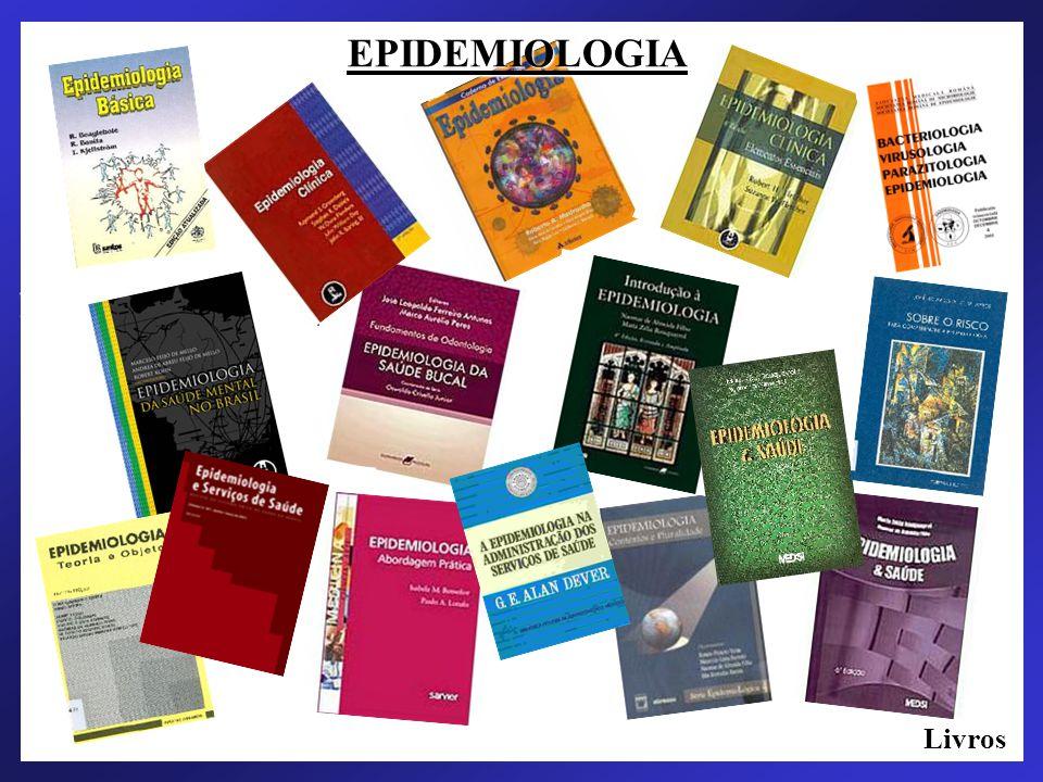 EPIDEMIOLOGIA Livros
