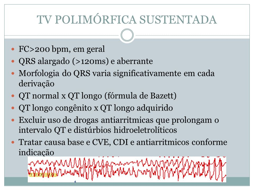 TV POLIMÓRFICA SUSTENTADA