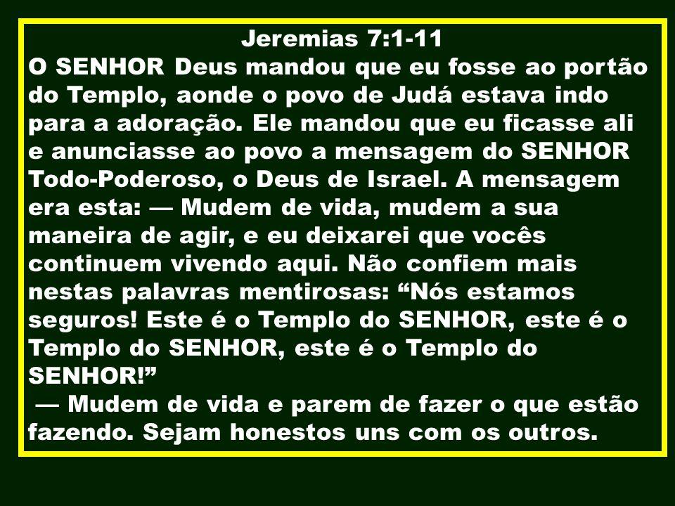 Jeremias 7:1-11