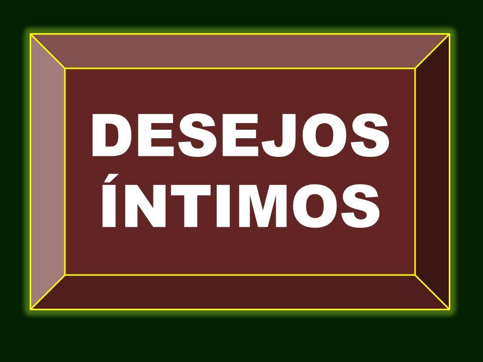 DESEJOS ÍNTIMOS