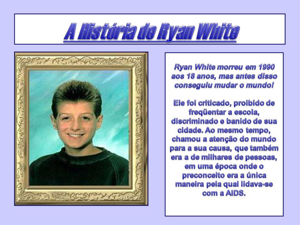 A História de Ryan White