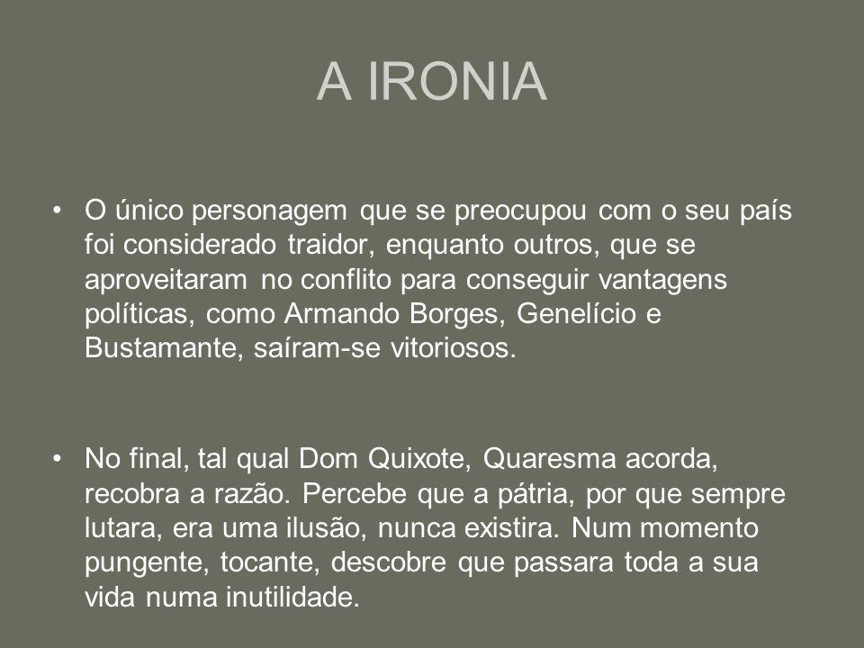 A IRONIA