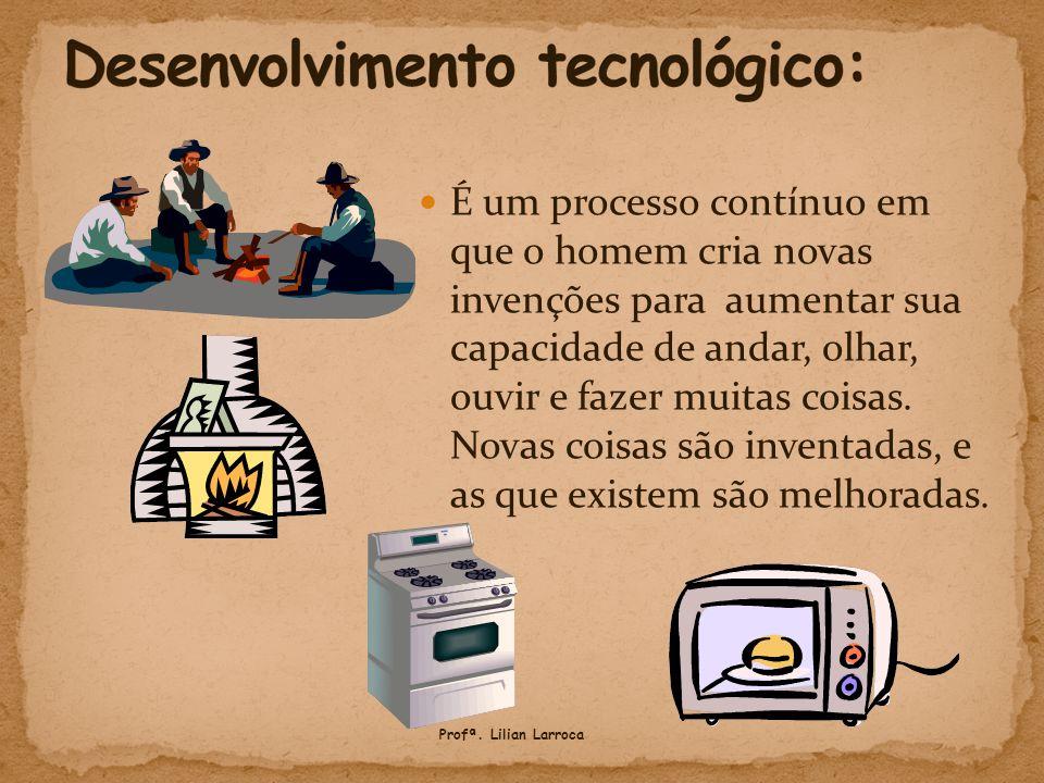 Desenvolvimento tecnológico: