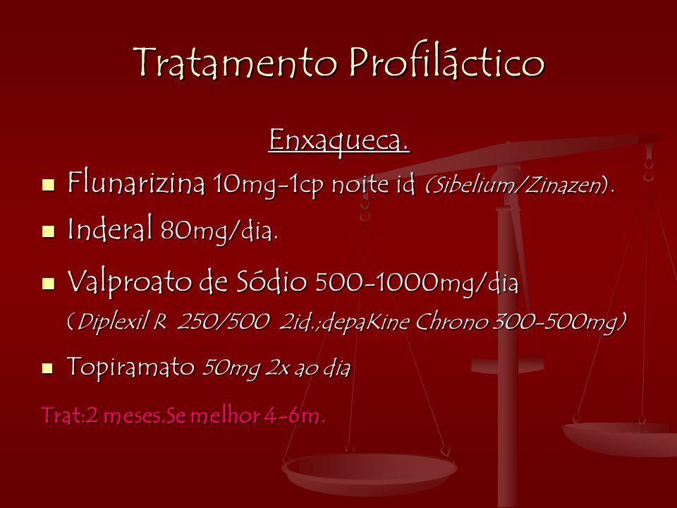 Tratamento Profiláctico
