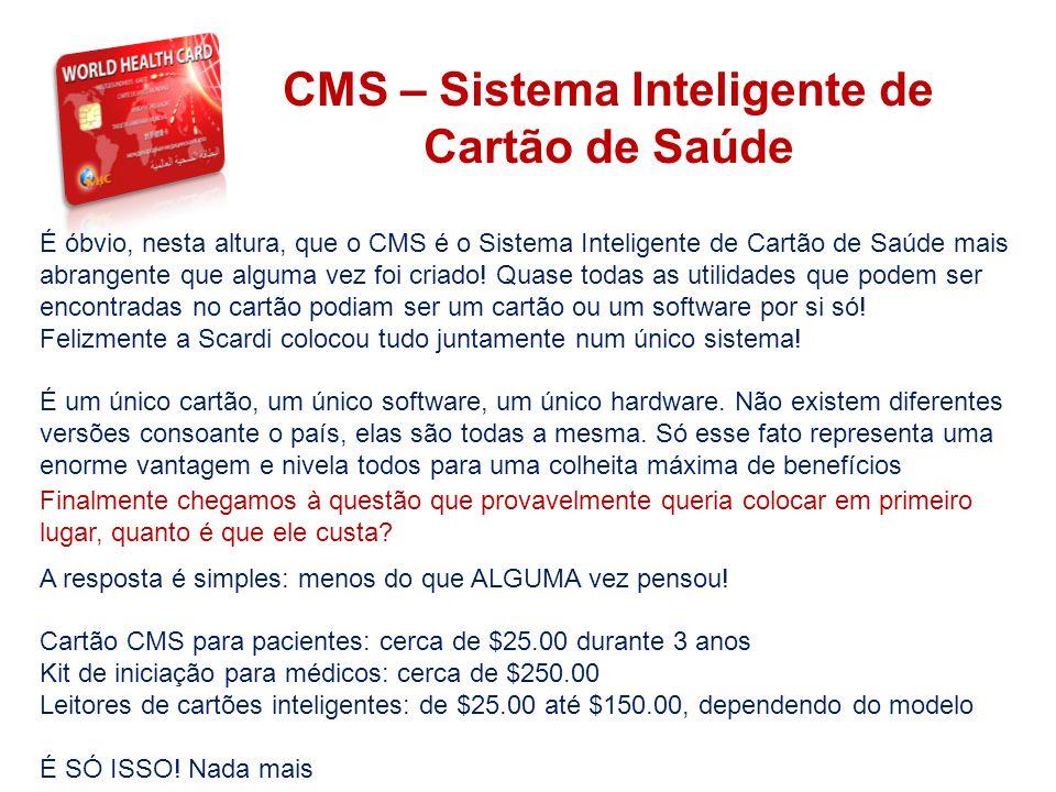 CMS – Sistema Inteligente de