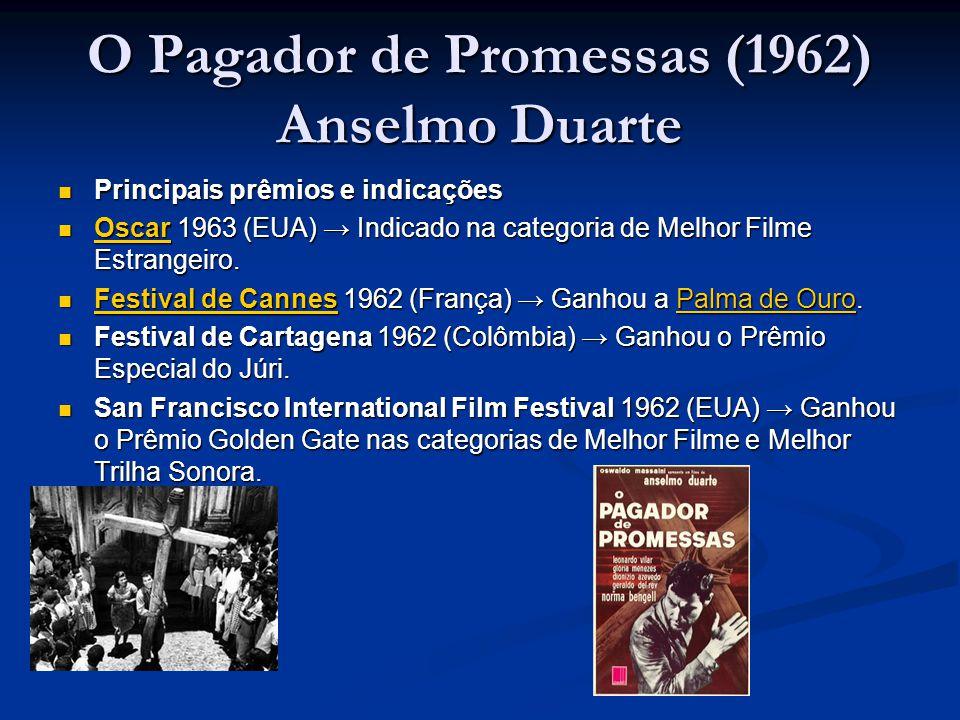 O Pagador de Promessas (1962) Anselmo Duarte