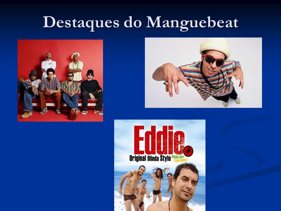 Destaques do Manguebeat