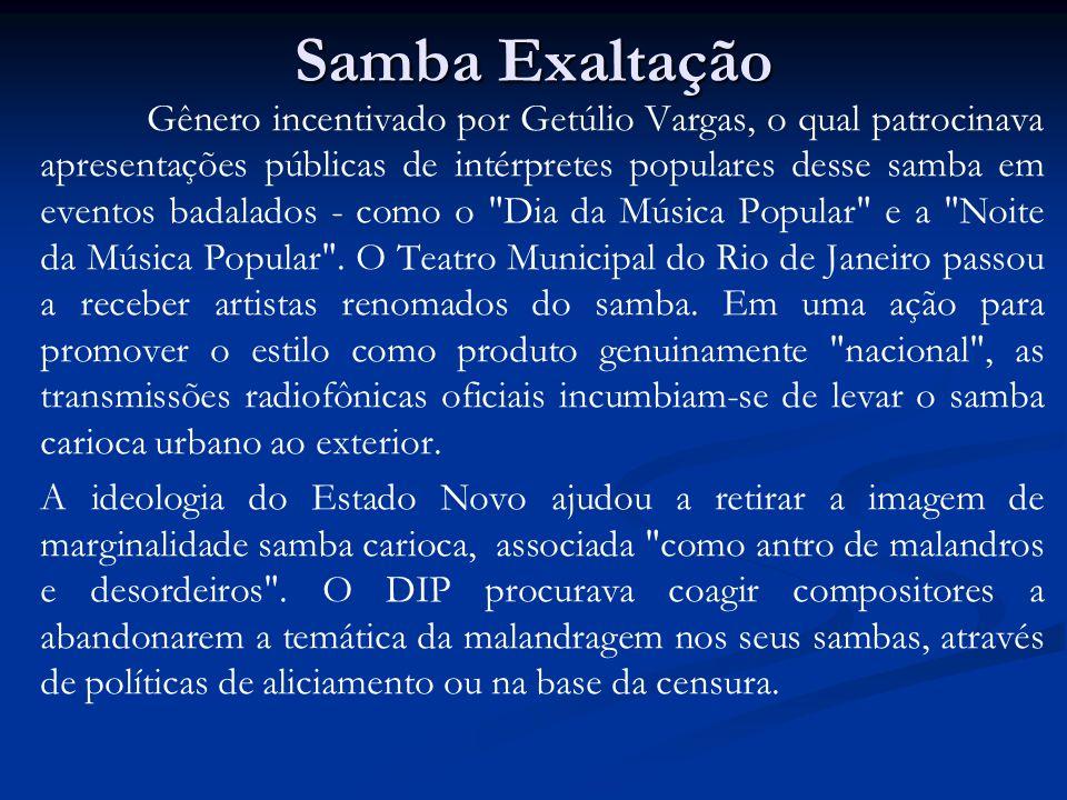 Samba Exaltação