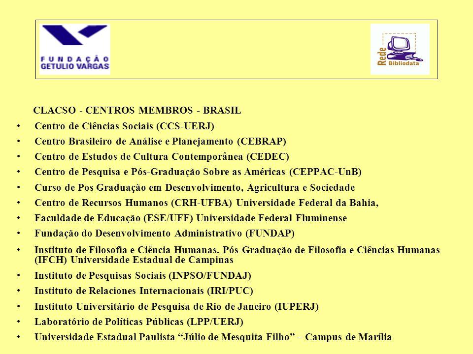 Centro de Ciências Sociais (CCS-UERJ)