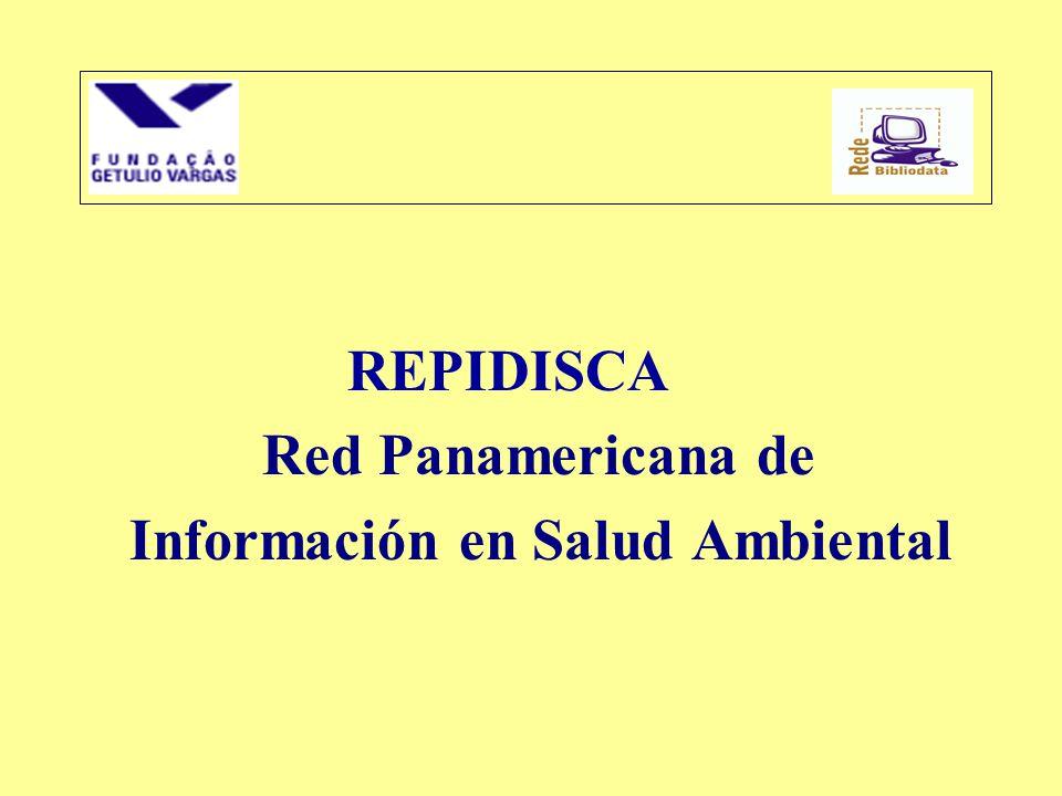 Información en Salud Ambiental