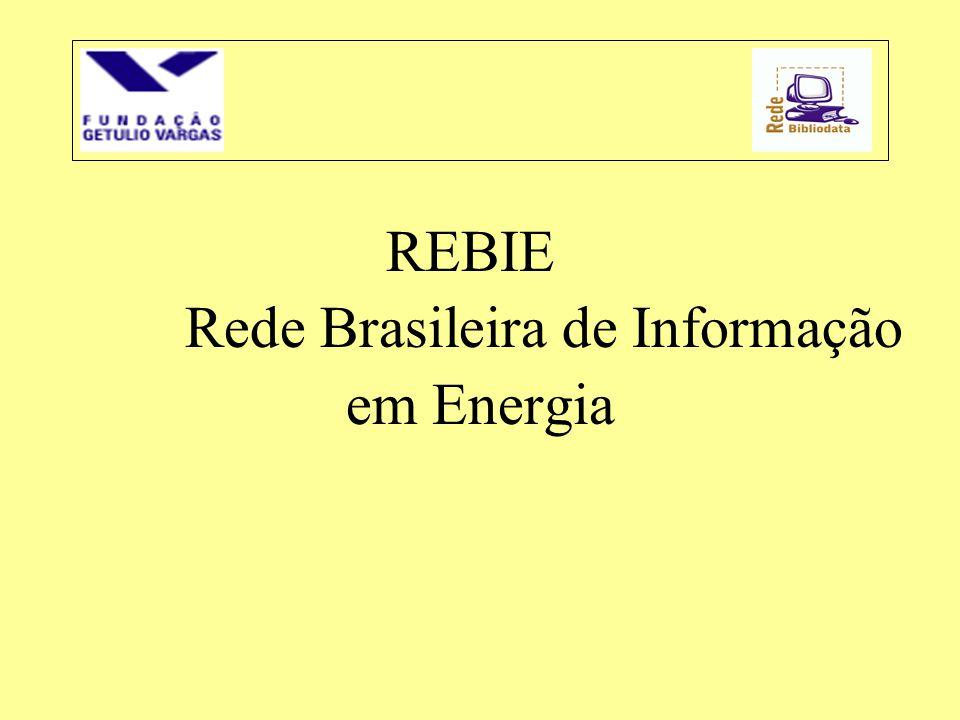 Rede Brasileira de Informação em Energia