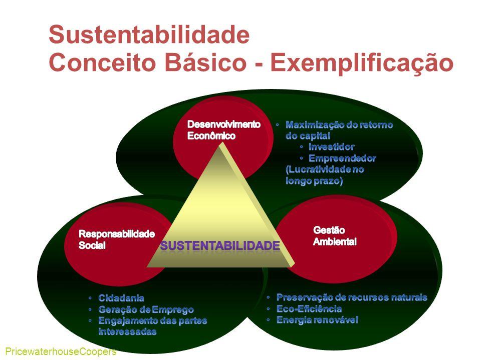 Sustentabilidade Conceito Básico - Exemplificação