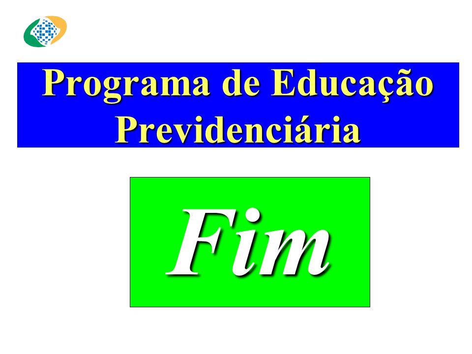 Programa de Educação Previdenciária