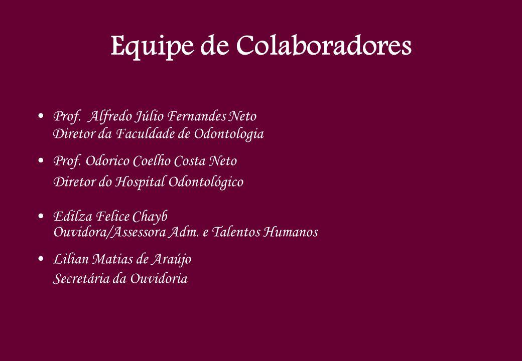 Equipe de Colaboradores