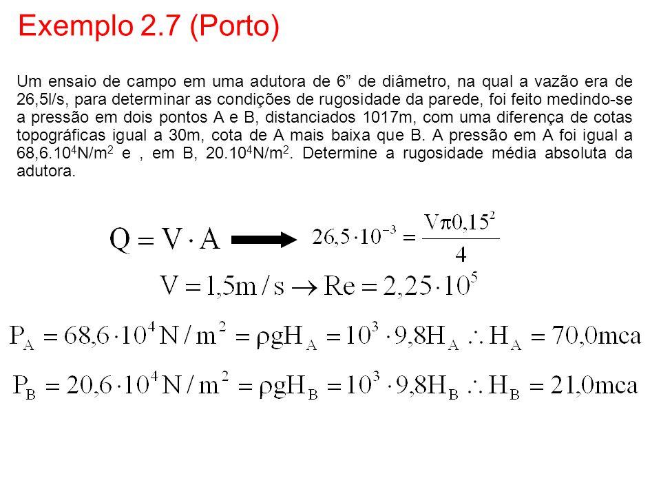 Exemplo 2.7 (Porto)