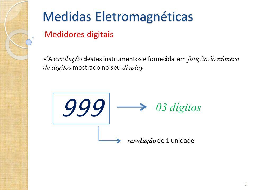 Medidas Eletromagnéticas