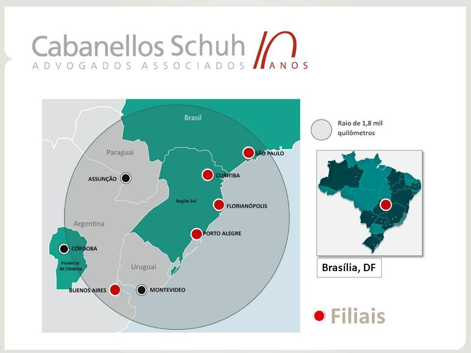 Brasília, DF Filiais