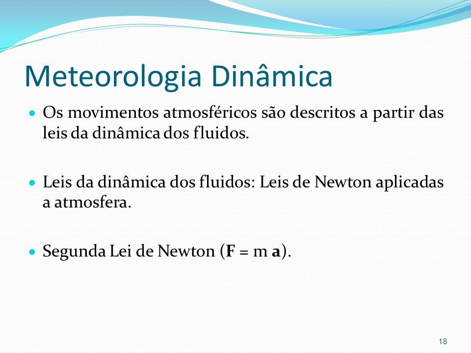 Meteorologia Dinâmica