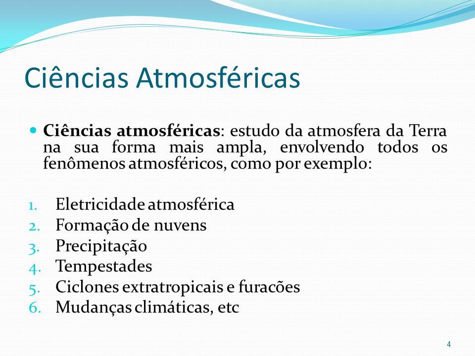 Ciências Atmosféricas