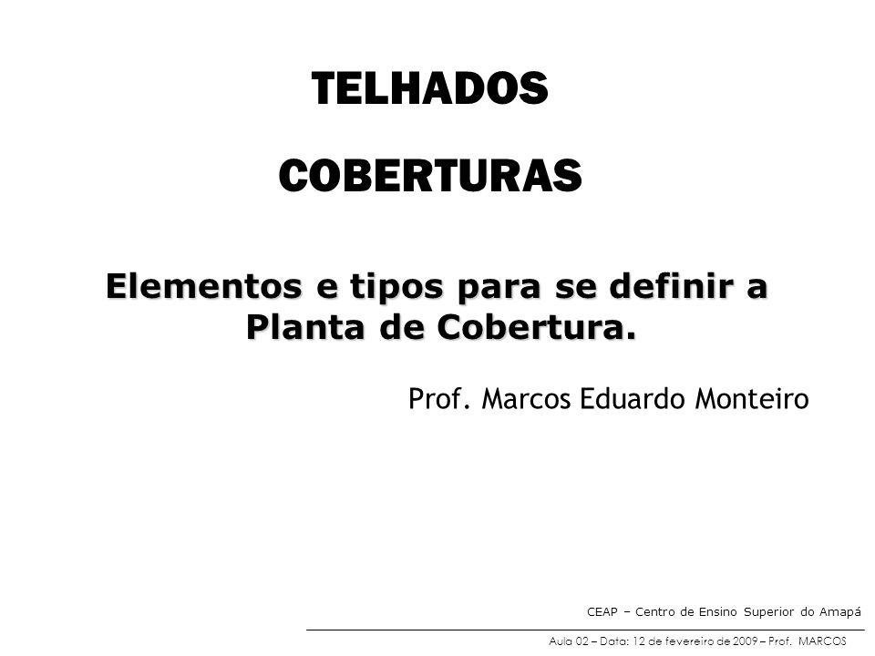 Prof. Marcos Eduardo Monteiro
