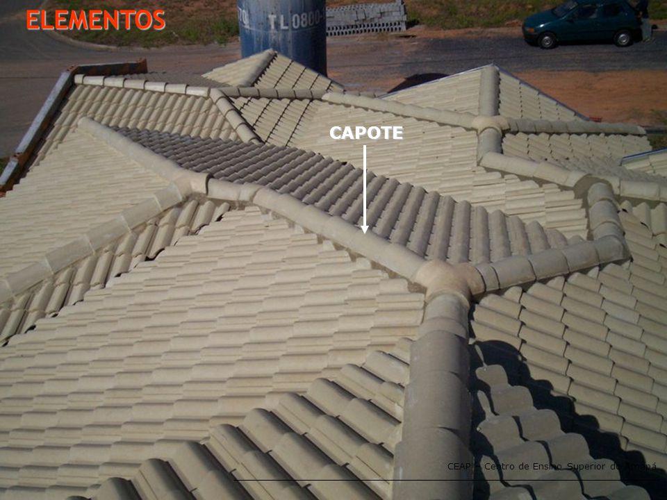 ELEMENTOS CAPOTE CEAP – Centro de Ensino Superior do Amapá