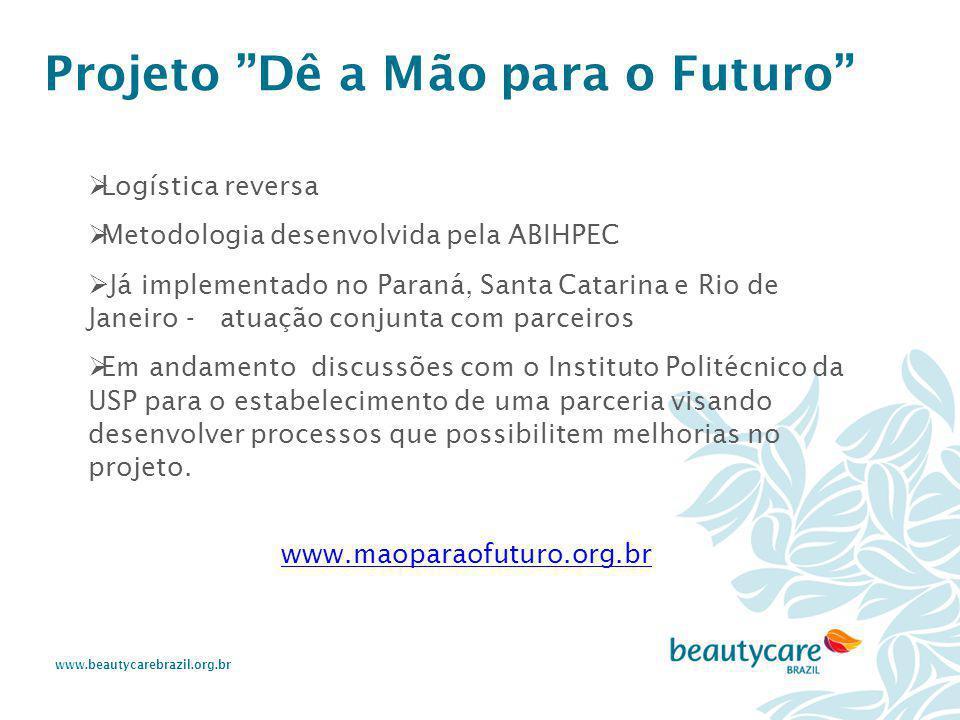 Projeto Dê a Mão para o Futuro