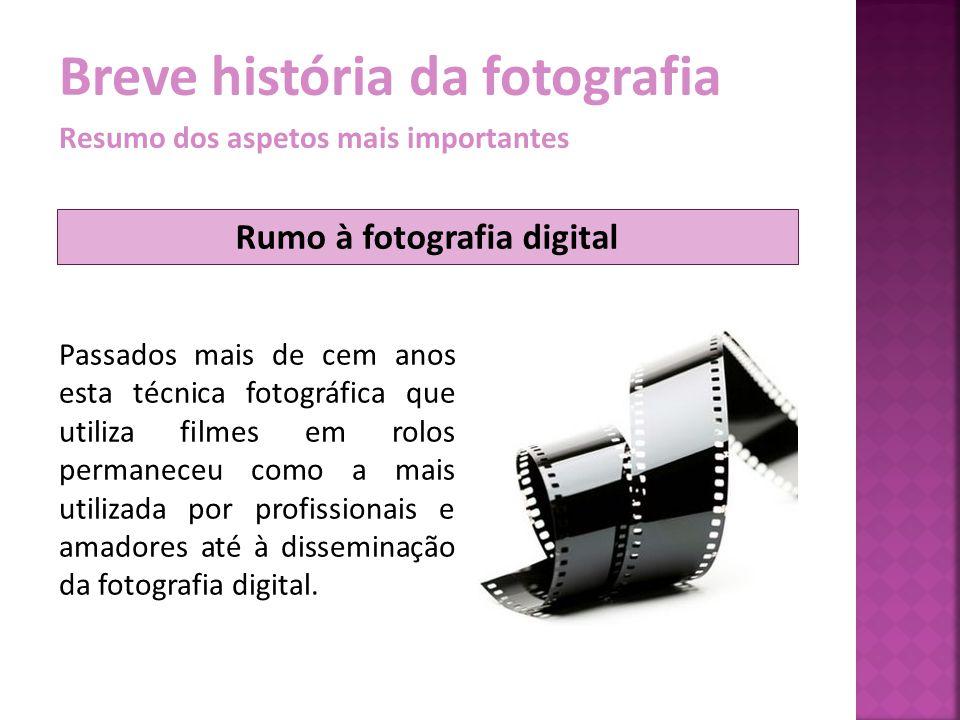 Rumo à fotografia digital