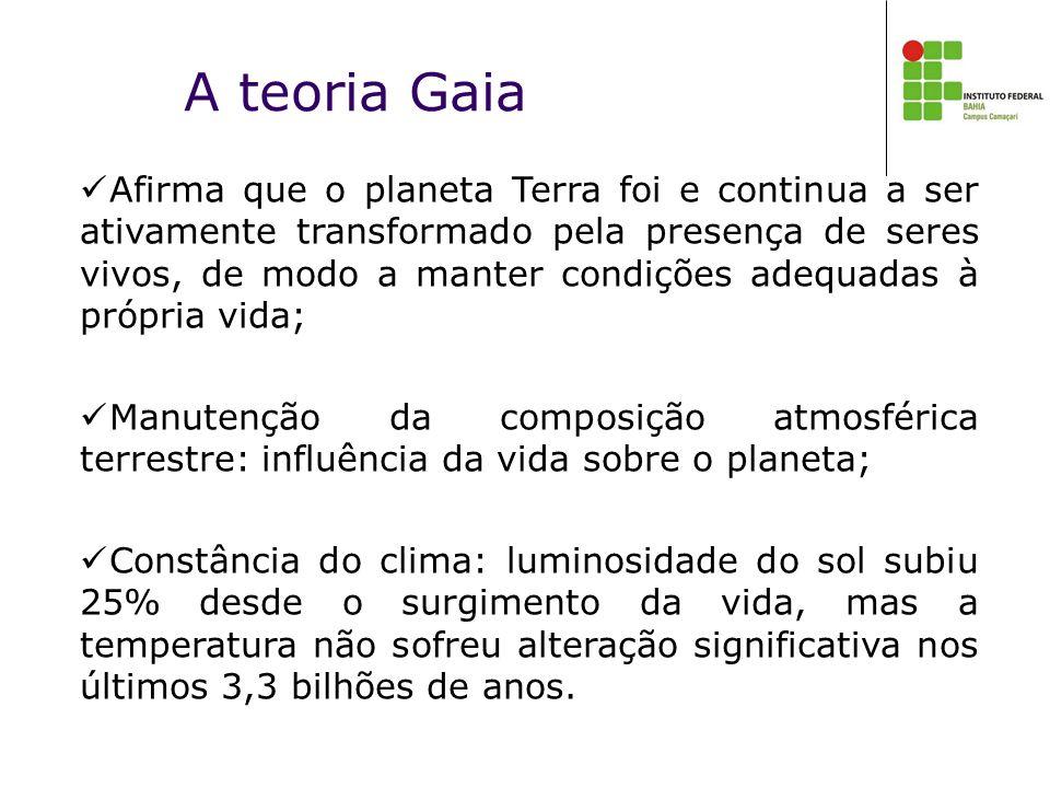 A teoria Gaia